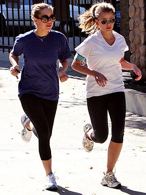 ON THE RUN photo | Lauren Conrad