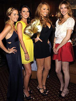 GUEST STAR photo   Audrina Patridge, Lauren Conrad, Mariah Carey, Whitney Port