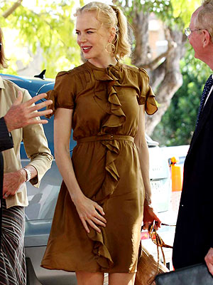 GOOD WORKS photo | Nicole Kidman