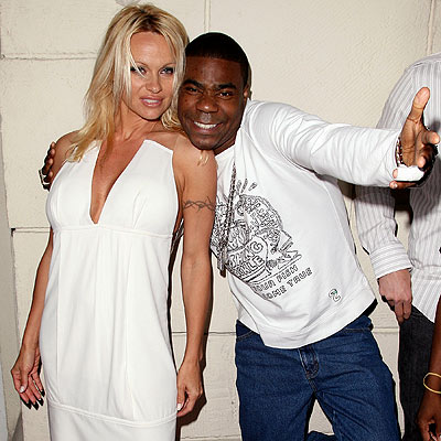 THE MAGIC TOUCH photo | Pamela Anderson, Tracy Morgan