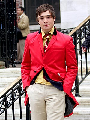 WELL RED photo | Ed Westwick