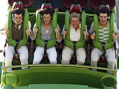 WILD RIDE photo | Jonas Brothers