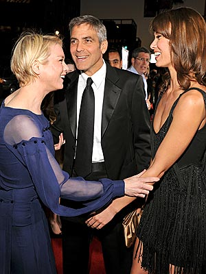 STUCK IN THE MIDDLE photo | George Clooney, Renee Zellweger