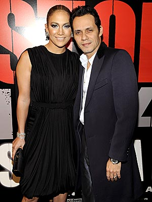 SHINING STAR photo | Jennifer Lopez, Marc Anthony