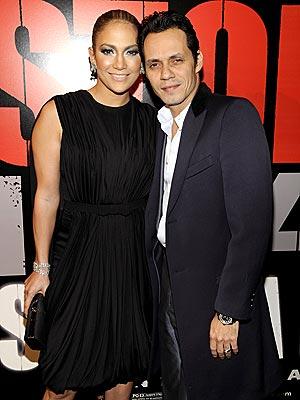 SHINING STAR photo | Jennifer Lopez, Marc Anthony