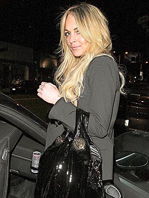 PARTING SHOT photo | Lindsay Lohan