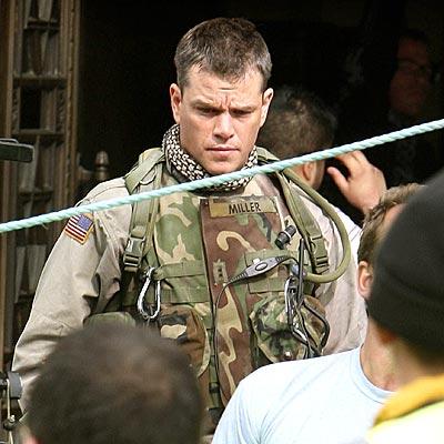 ARMY OF ONE photo | Matt Damon