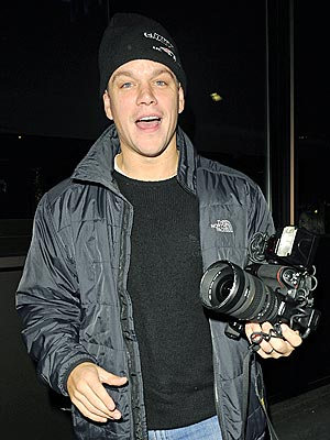 HOT SHOT photo | Matt Damon