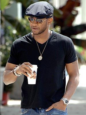 JAVA ENABLED photo | Usher