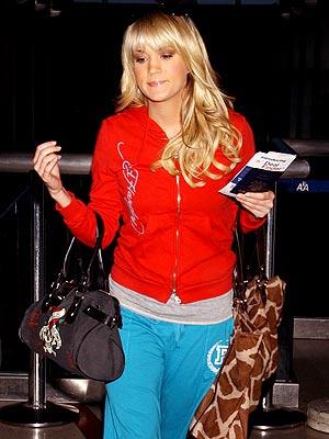WALK THE LINE photo | Carrie Underwood