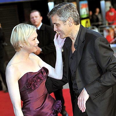 JOLLY GOOD SHOW photo | George Clooney, Renee Zellweger