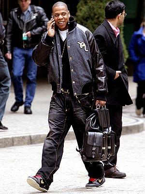 SPREADING THE NEWS? photo   Jay-Z