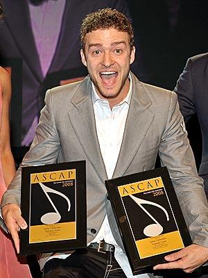 DOUBLE NOTE  photo | Justin Timberlake