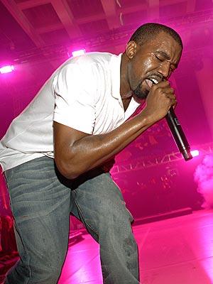 FRONT & CENTER photo | Kanye West