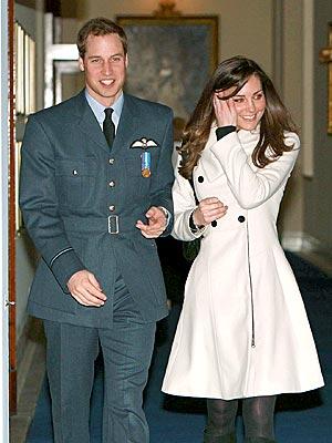 WINGING IT photo   Kate Middleton, Prince William