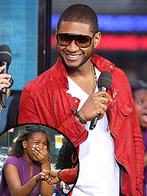 PERSONAL TOUCH photo | Usher