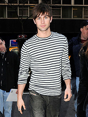 WAKEUP CALL photo   Chace Crawford