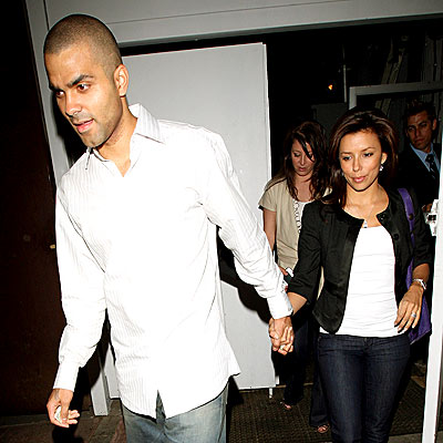 OPEN DOOR POLICY  photo | Eva Longoria, Tony Parker