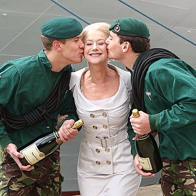 FOR THE BOYS photo | Helen Mirren