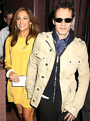 A BRIGHT SPOT photo | Jennifer Lopez, Marc Anthony