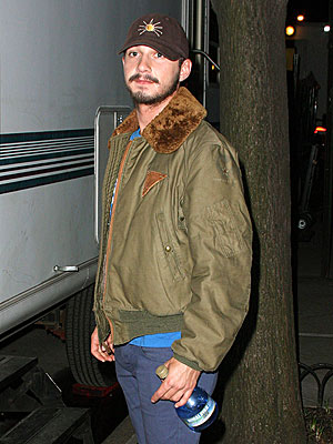 BOTTLE SERVICE photo | Shia LaBeouf
