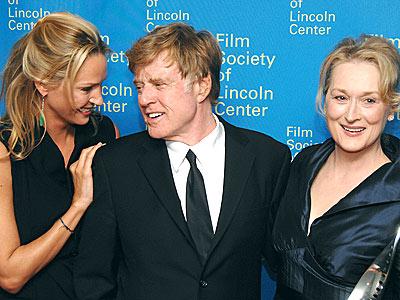 HIGH SOCIETY photo | Meryl Streep, Robert Redford, Uma Thurman