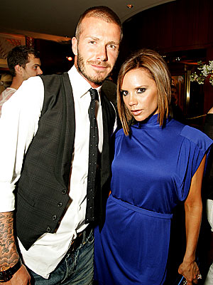 PARTY PEOPLE photo | David Beckham, Victoria Beckham