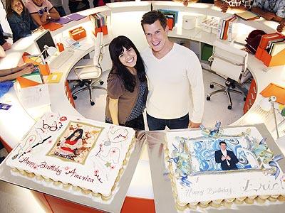 LET THEM EAT CAKE photo | Eric Mabius