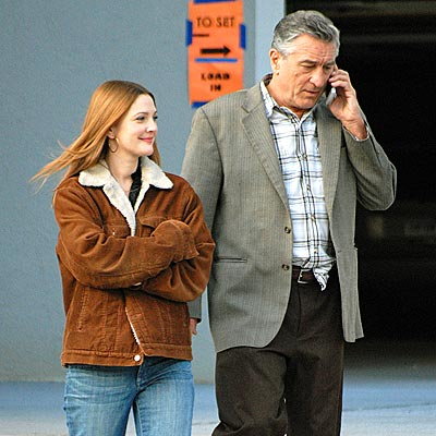 'FINE' ARTISTS photo | Drew Barrymore, Robert De Niro