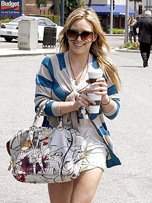 TWICE AS NICE photo   Hilary Duff