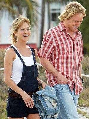 MIAMI & ME photo | Jennifer Aniston, Owen Wilson