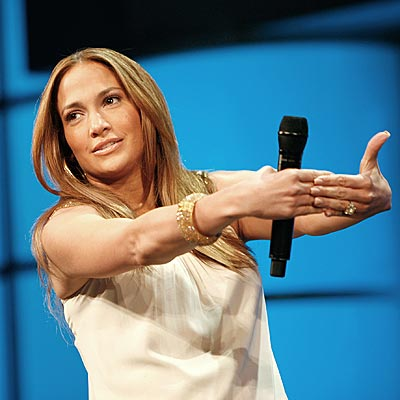 OUTREACH PROGRAM photo | Jennifer Lopez