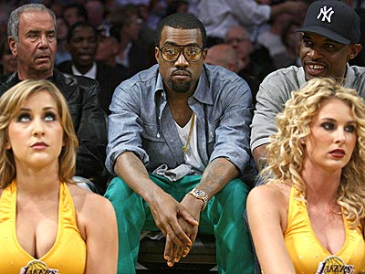 CENTER COURT photo | Kanye West