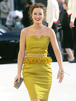 YELLOW FEVER photo | Leighton Meester