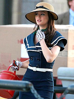 MARITIME PIECE  photo | Leighton Meester