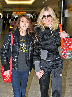 TAKING FLIGHT photo   Madonna