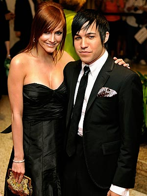 Ashlee & Pete: Capital Idea photo | Ashlee Simpson, Pete Wentz