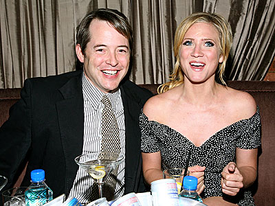 FINDERS KEEPERS photo | Brittany Snow, Matthew Broderick