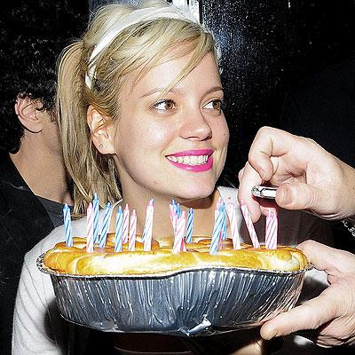 SURPRISE PARTY photo | Lily Allen