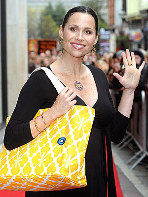 RIGHT ON TARGET photo | Minnie Driver