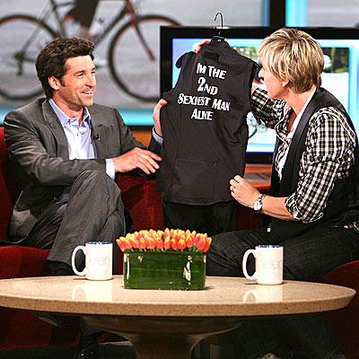 MCRUNNER UP photo | Ellen DeGeneres