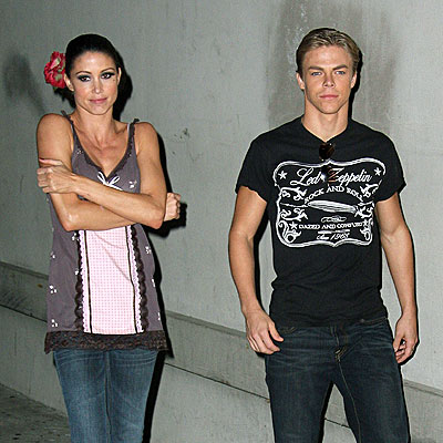derek hough and shannon elizabeth
