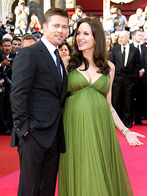 HIGH WATTAGE photo | Angelina Jolie, Brad Pitt