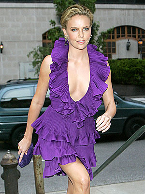 Charlize Theron Designer Collection
