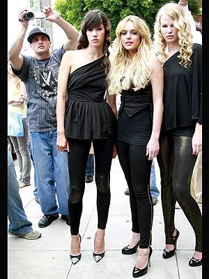 MODELS, INC. photo | Lindsay Lohan