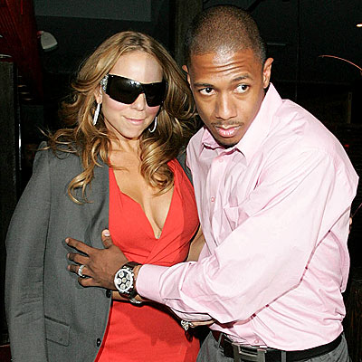 HANDLE WITH CARE photo | Mariah Carey, Nick Cannon