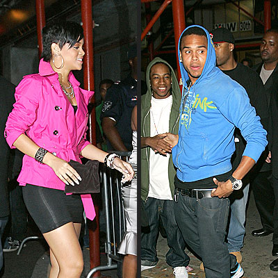 PARTY PEOPLE photo | Chris Brown, Rihanna