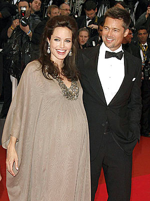 SHINY, HAPPY PEOPLE photo | Angelina Jolie, Brad Pitt