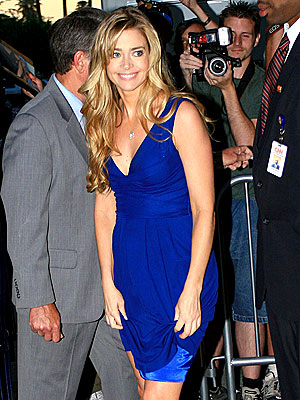 WORKING MOM photo | Denise Richards
