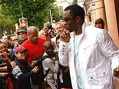 THE HUSH SOUND photo | Sean \P. Diddy\ Combs